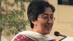 MLA Atishi Marlena tested positive for COVID-19
