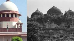Judge recuses himself from Ayodhya case