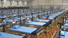 15 educational institute hostels converted into quarantine centres, 5000 hospital beds capacity increased