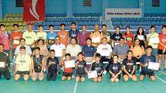 Sasmit Patil impresses at annual Li Ning NKBA Summer Tournament