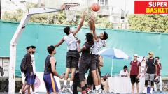 Ness Wadia, BMCC, AISSMS cagers win
