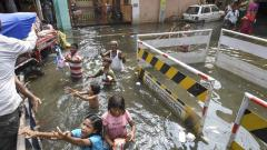 Bihar rain death toll soars to 73, many areas inundated even