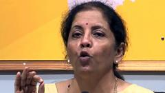 Despite IMF projections, India still among fastest growing economies: Sitharaman