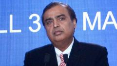 Jio subscribers doubled to 215 mn in 22 months, to launch JioGigaFiber: Ambani