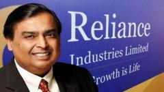 Reliance sells 2.3 per cent of Jio to US-based firm Vista