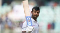 Agarwal smashes double century to extend India's dominance