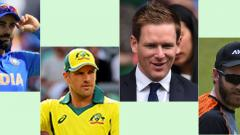ICC Cricket World Cup 2019: How the final four are shaping up