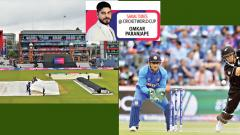 ICC Cricket World Cup 2019: India-New Zealand semi-final pushed into 'reserve day'