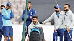 ICC Cricket World Cup 2019: Indian team hits the nets, misses the presser