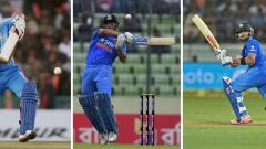 Virat Kohli, Rohit Sharma, MS Dhoni most popular cricketers globally