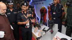 NDRF, DRDO must develop equipment indigenously: Shah