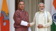 China's ally Bhutan hassels India after Pakistan and Nepal