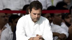 Congress leader hits back at ex-Servicemen for statement on Rahul Gandhi