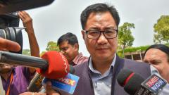 If NRC is Congress' baby, why is it opposing: Rijiju