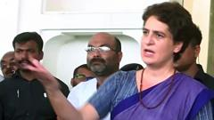 Priyanka attacks Modi govt over rising inflation