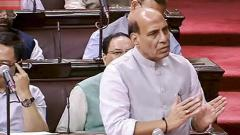 Army deployed to stop infiltration of Rohingyas: Rajnath Singh