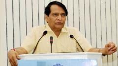 Prabhu met several sovereign wealth funds to attract investments