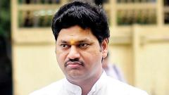 Dhananjay Munde tests positive for COVID-19