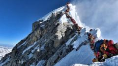 Congestion didn't kill climbers on Everest