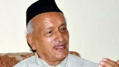 Maharashtra Governor Bhagat Singh Koshyari wins letter-writing competition