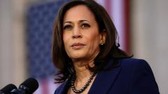 US elections: Kamala Harris makes history as vice presidential candidate