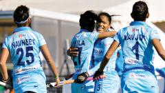 Indian women beat Ireland, Navjot Kaur completes 150 caps