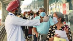 Coronavirus India: Cases rise to 56,342; death toll nears 1,900
