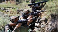 Three militants killed in encounter in J-K's Shopian