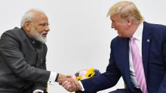 PM Modi, US President Trump hold 'open & productive' meeting; discuss trade, 5G, Iran issues
