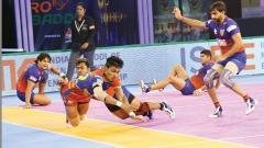 UP Yoddha snatch win from Dabang Delhi