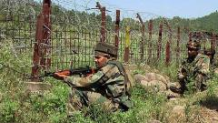 Pakistan again violates ceasefire on LoC, now in Kupwara