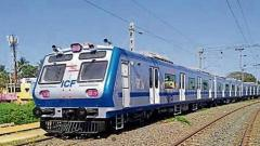 First AC local of Central Railway flagged off in Mumbai