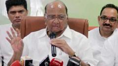 Pawar tells State to take steps to tackle drought