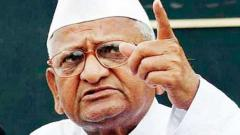 activist, Anna Hazare, NCP, Sharad Pawar, enforcement directorate, cooperative bank, bank scam, money laundering, Pune, Maharashtra