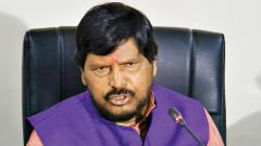 BJP will suffer if it joins hands with MNS: Ramdas Athawale