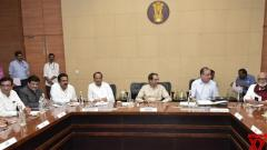 State Cabinet decides on water distribution