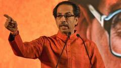 No alliance with BJP: Uddhav Thackeray