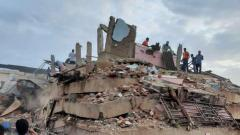 Raigad building collapse: Five-year-old boy rescued; death toll now stands at six
