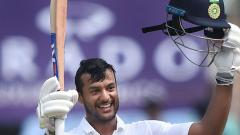 Mayank Agarwal Hits Maiden Test Ton, Rohit Sharma Out For 176 on Day 2 Morning