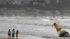 Typhoon Maysak hits North Korea; causes heavy flood damage