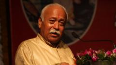 RSS chief Bhagwat warns against 'misuse of power'