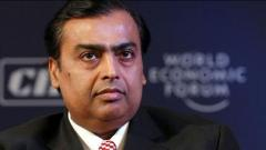 Mukesh Ambani no longer Asia's richest, on oil price fall
