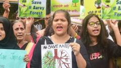 Aarey: 29 protesters released from jail, Sec 144 relaxed