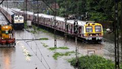 Heavy rain disrupts life for millions in Pune & Mumbai