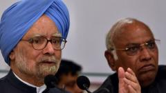 You have had five years, stop blaming my govt: Manmohan to NDA