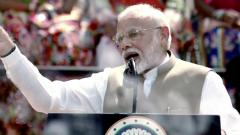 """Trump's visit """"new chapter"""" in historic Indo-US ties"""