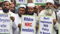 35.5 lakh out of 40 lakh yet to apply for inclusion in NRC