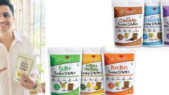 All Heart is a conscientious brand that is about wholesome ingredients, thus making snacking healthy and fun