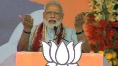 BJD govt did not cooperate, 'chowkidar' transformed Odisha with central schemes: Modi
