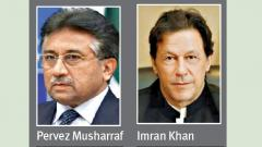 Ruling on Musharraf did not go well with army & Imran govt